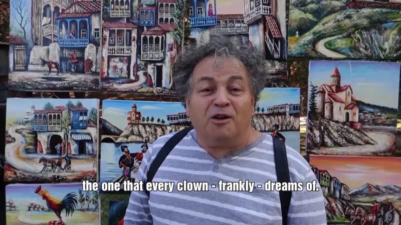 Клоуны мира Х-му Всемирному клоунскому фестивалю в Екатеринбурге. 2017 год. Часть 2.