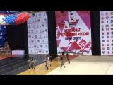 Открытие ЧиП России по Чир спорту
