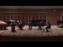 Квинтет деревянных духовых инструментов НСМШ Данци Дебюсси Барбер 14 06 18