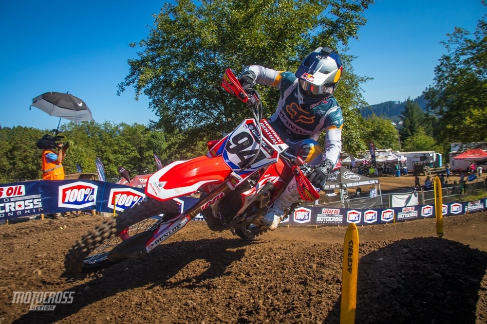 AMA Motocross 2018, этап 9 - Уошугал (результаты, фото, видео)