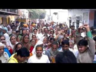 Sri Pran Krsna das Babaji:Bhagavatam Radhakunda parikrama 8part 13 11 2013