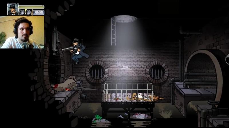 [Necros] Guns Gore Cannoli   Босс - гигантская крыса 6