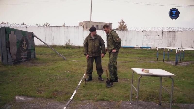 ДФ. ПОЛИГОН. Морпехи БФ России
