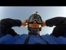 Deep House presents: GoPro Wingsuit Flight Through 2 Meter Cave - Uli Emanuele