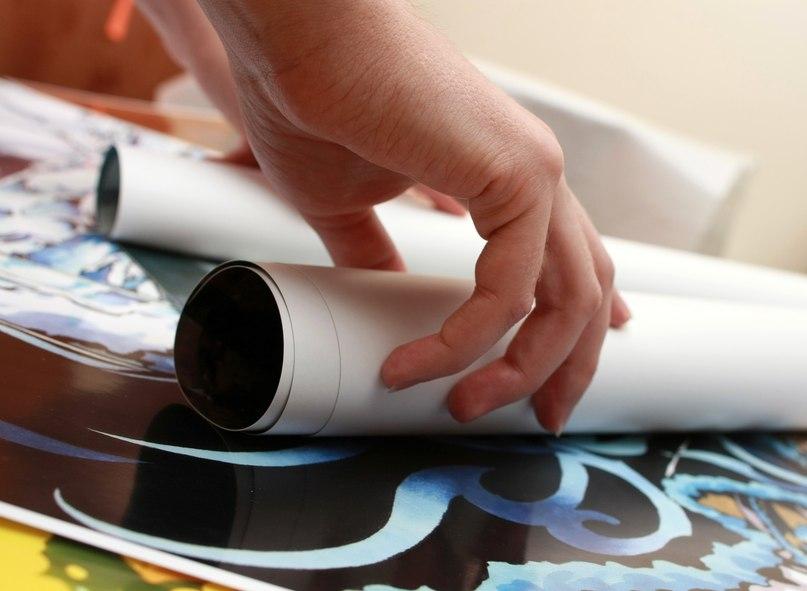 Купить постеры больших форматов