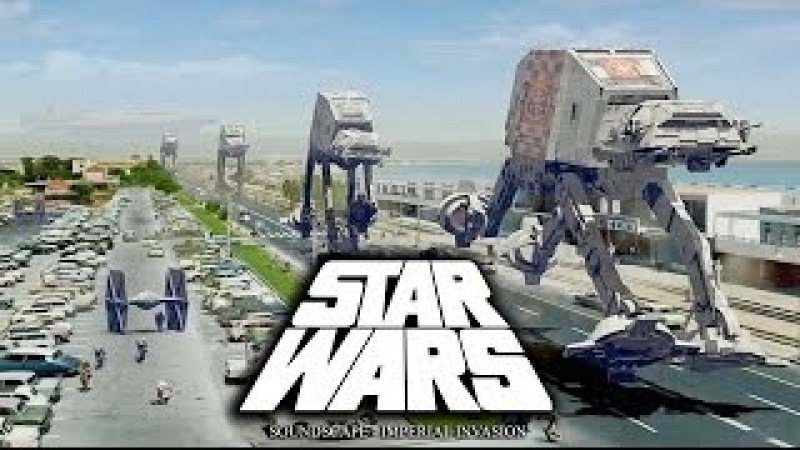 Star Wars Soundscape Imperial Invasion