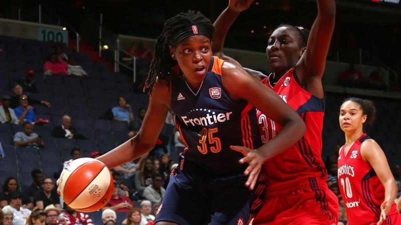 WNBA Mini-Mix: Jonquel Jones Is A Rising Star in Connecticut!