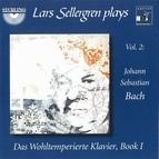 Johann Sebastian Bach альбом Lars Sellergren Plays, Vol. 2: Johann Sebastian Bach, The Well Tempered Clavier, Book I