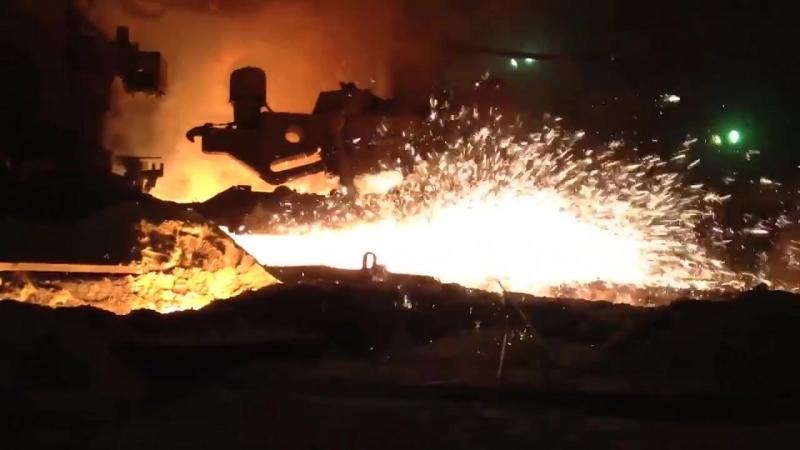 Необычные профессии_ металлург