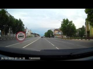 ДТП у Малыша в Иванове