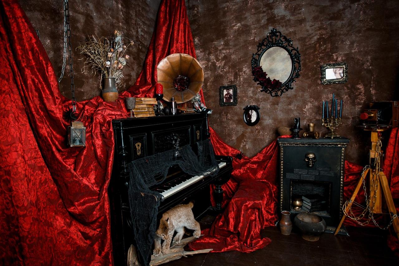 британские москва фотостудии в стиле старых советских квартир моя семья, мой