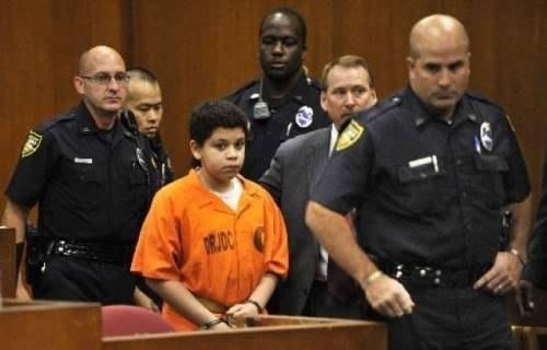 13 летнего мальчика ждет пожизненное заключение