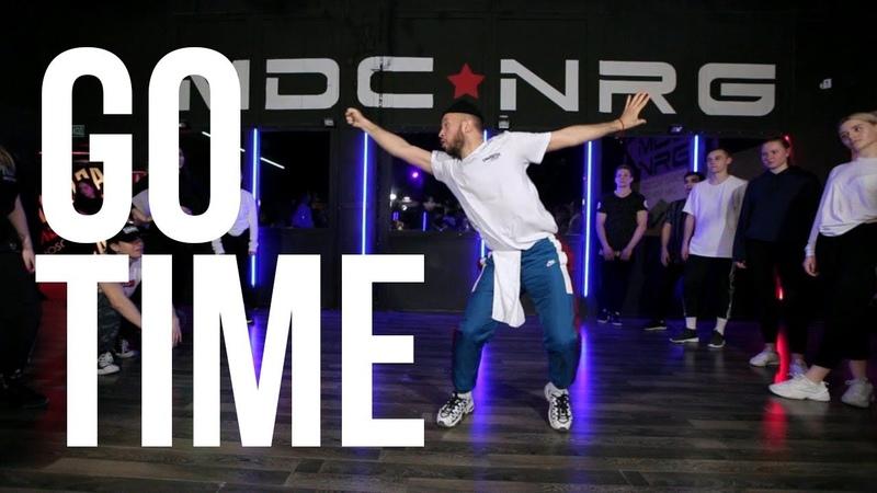 GO TIME Ill Blu Алексей Симба Hip-Hop