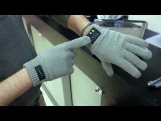 Обзор перчаток со встроенной блютуз гарнитурой Hi-CALL Glove Handset