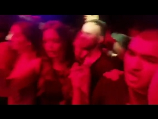 March 20: Fan taken video of Justin with Craig David at the Roxy Theater in Hollywood, California.