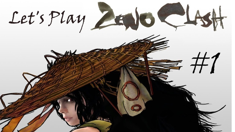 Прохождение игры Zeno Clash часть 1