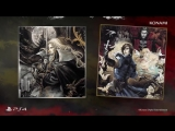 Castlevania Requiem_ Symphony of the Night Rondo of Blood announcement trailer