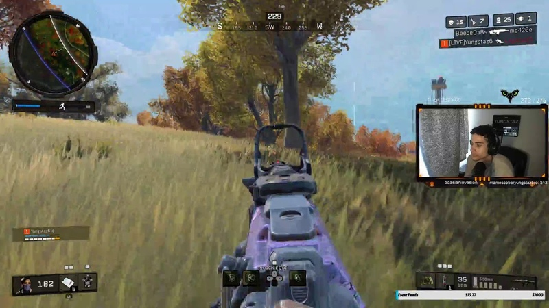 30 Kill Blackout Sniper AR loadout