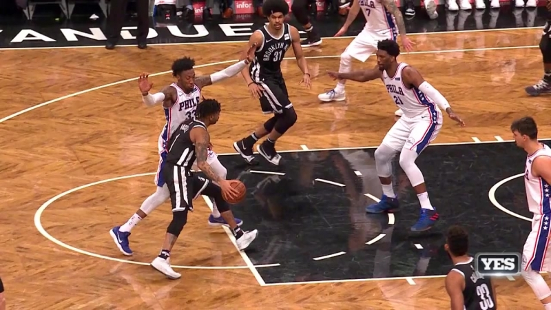 D'Angelo Russell Full Highlights Nets vs 76ers (2018.03.11) - 26 Points!