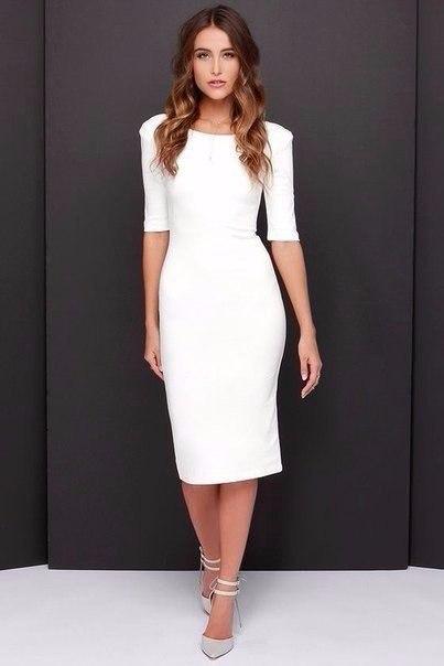 Какое платье больше нравится?