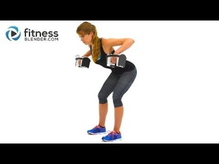 Total Body Boot Camp Workout for Lean Muscles - Work for What You Want