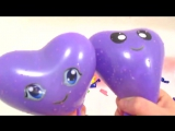 Сборник Воздушные Шарики с водой Учим цвета Песня про шарики Поем Шарик где же ты Лопаем шарики.mp4