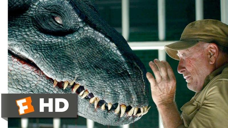 Jurassic World: Fallen Kingdom (2018) - The Jaws of the Indoraptor Scene (7/10) | Movieclips