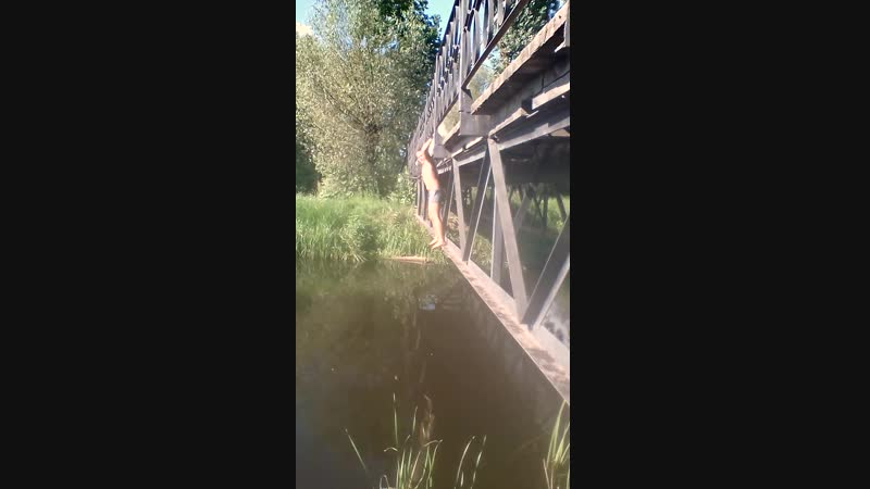 прыгун в воду