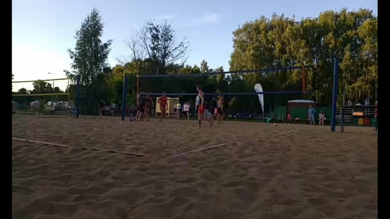Live: My Volley Party (MVP) 2.0