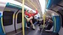 MIND THE GAP! - Freestyle Football London Underground