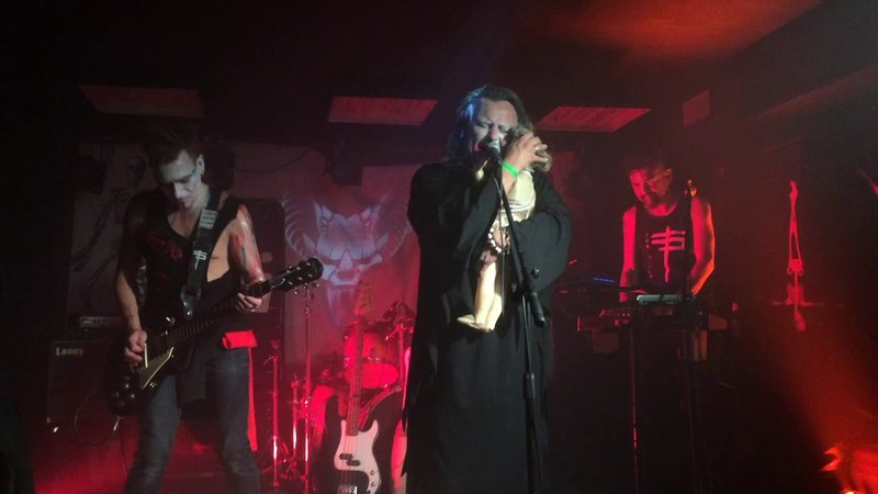 The Proof – W Deszczu (Live @ Return To The Batcave Festival 2016)