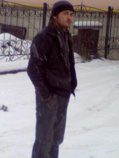 Bozorjon Asadov, 25 декабря 1988, Екатеринбург, id195193551