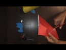 Оригами рыбки - оригинальные поделки из бумаги своими руками