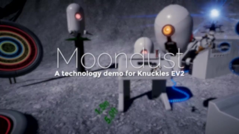 Moondust- Creating Content for Knuckles EV2