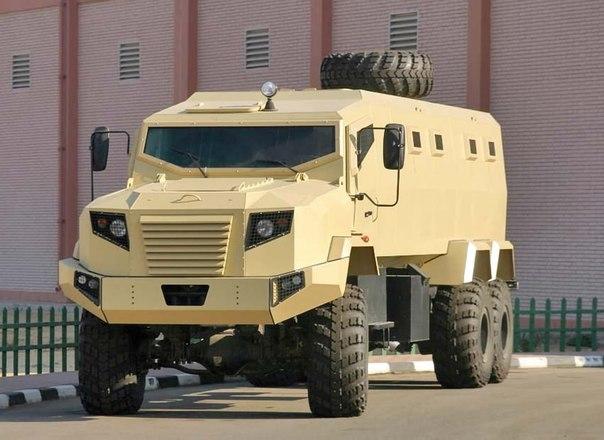 """Из Арабских Эмиратов доставили 15 бронемашин """"КрАЗ Кугуар"""" для пограничников в зоне АТО - Цензор.НЕТ 1079"""