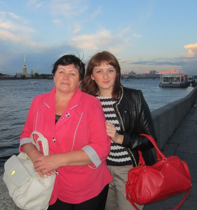 Елизавета Юрьевна, 8 августа 1991, Москва, id10234459