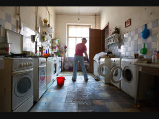 Как будут делить квартиру бывшие супруги