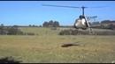 Ugandan made helicopter by Joseph Nkaheza