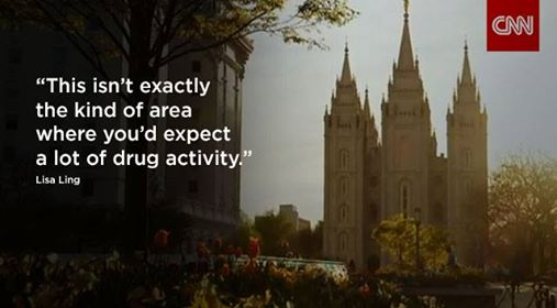 The LDS Drug Problem