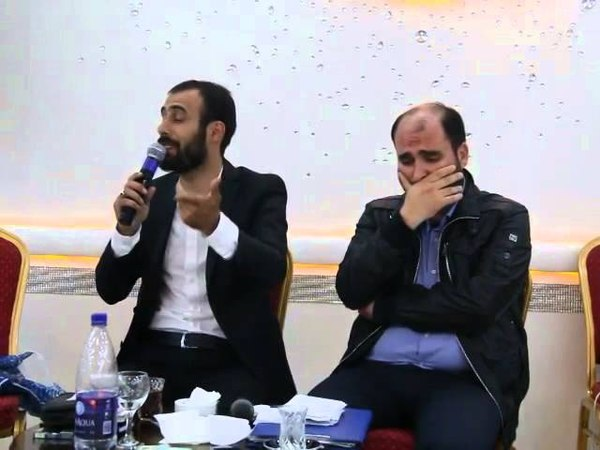 Ceyhun Muezzin 2014-Ey Qelem Sozlerinde Eser Yox