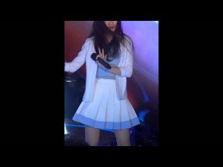 [SUJEONG] 160415 강남스타일조형물 제막식 러블리즈(Lovelyz) 아츄(Ah-Choo) 류수정(SuJeong)スジョン Fancam &#51649
