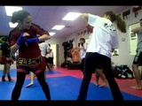 Me Giving some Slow Instruction on Maste K's 13 Elbows