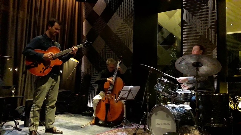 My Funny Valentine - Jesse van Ruller Trio @ Jazz at the vic 2018