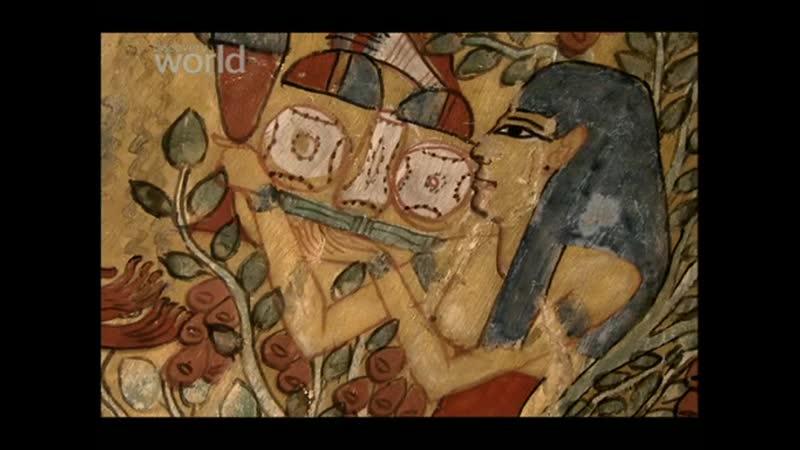 Десять величайших Египетских загадок-4