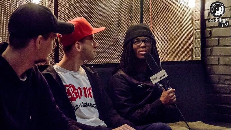 SABA - interview - on Bucket List Project, Chance The Rapper, Bone Thugs, Twista (Popkiller.pl)