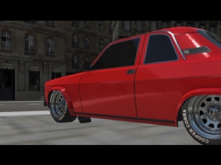 Russian Rider Online - ГАЗ 3102