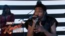 Gallant A$AP Ferg - Doesnt Matter Remix - Jimmy Kimmel Live