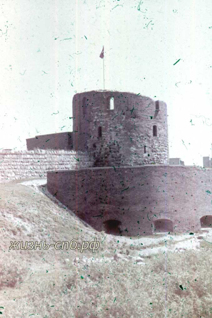 Каунас. Каунасский замок.