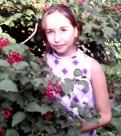 Ангелина Фёдорова, 29 июня 1997, Стерлибашево, id210859286