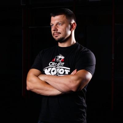 Антон Пантюхов